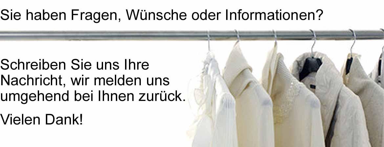 Kleiderstange - Sie haben Fragen oder Wünsche Kopie